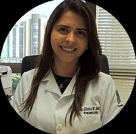Pneumologista GESSICA MOREIRA ANDRADE
